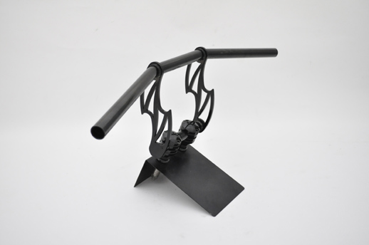 サンダーレイザー(ブラックメッキ)【送料無料】バイクパーツ